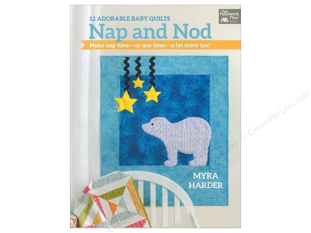That Patchwork Place Nap And Nod Book