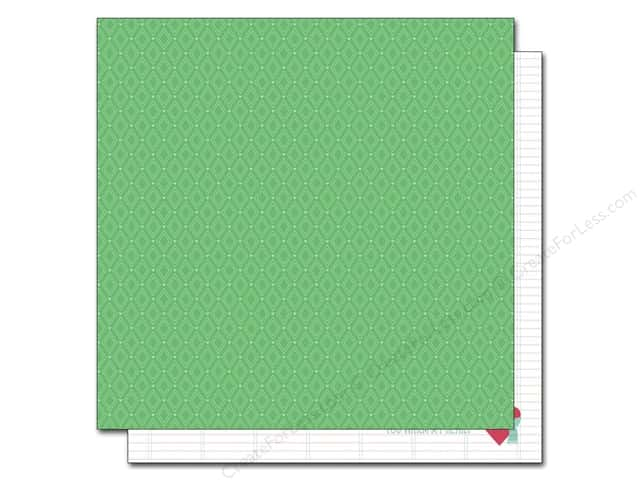 Lawn Fawn Snow Day Paper 12x12 Long Johns (12 sheets) -- CreateForLess