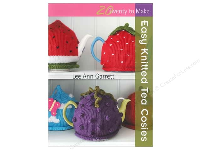Search Press Twenty To Make Easy Knitted Tea Cosies Book