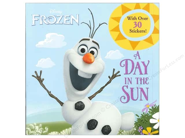 Random House Disney Frozen A Day In The Sun Book
