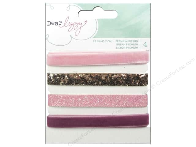 American Crafts Ribbon Dear Lizzy Serendipity