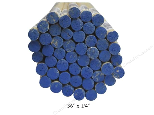 Wood Dowels 36 x 1/4 in. (50 pieces)
