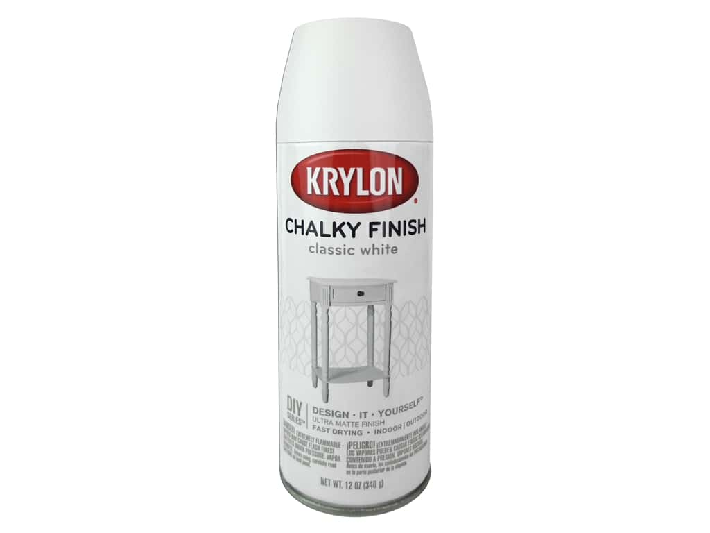 Krylon Fusion For Plastic Clear Gloss Finish For Crafts