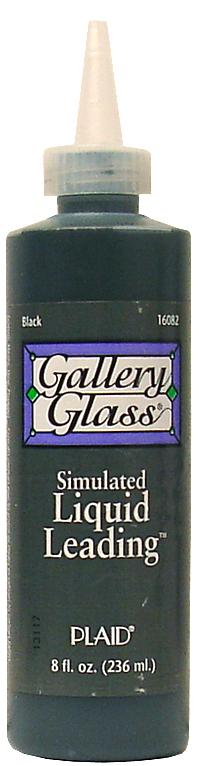 Plaid Gallery Glass Liquid Leading