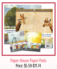 Paper House Paper Pads
