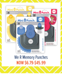 We R Memory Punches