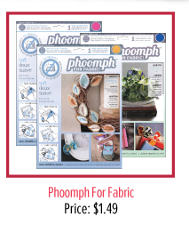 Phoomph For Fabric