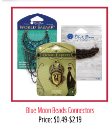 Blue Moon Beads Connectors