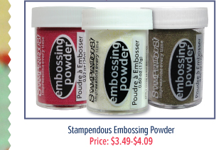 Stampendous Embossing Powder