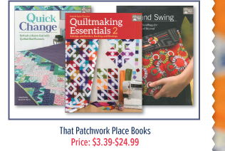That Patchwork Place Books