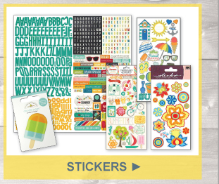 Summer Fun - Stickers