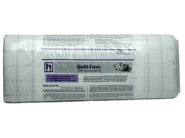 HTC Quilt-Fuse 2 in. Fusible Grid 48 in. (25 yards) -- CreateForLess : quilt fuse - Adamdwight.com
