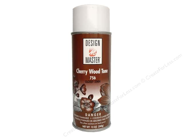 design master colortool spray paint cherry wood tone 12 oz. Black Bedroom Furniture Sets. Home Design Ideas