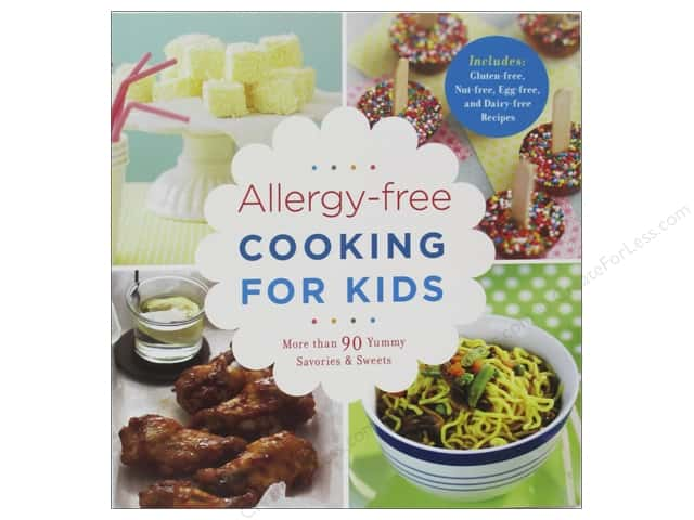 Allergy free cooking for kids book createforless sterling allergy free cooking for kids book forumfinder Images