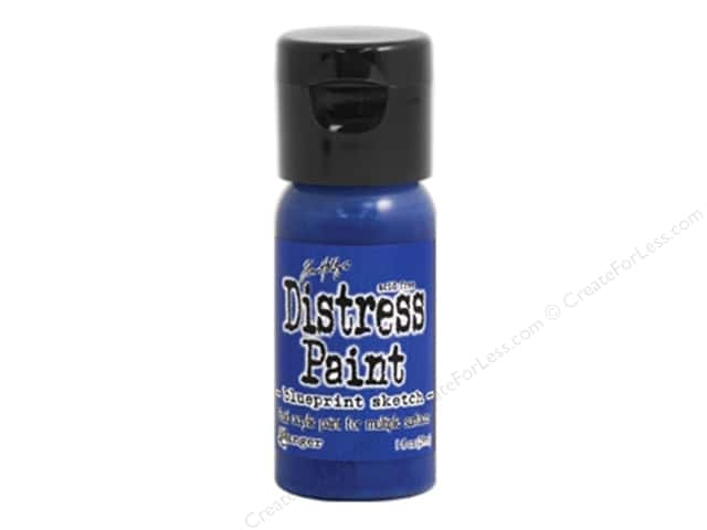 Tim holtz distress paint 1 oz blueprint sketch createforless ranger tim holtz distress paint 1 oz blueprint sketch malvernweather Image collections