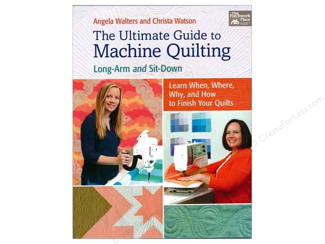 ONLINE BOOK Quilting: The Ultimate Guide