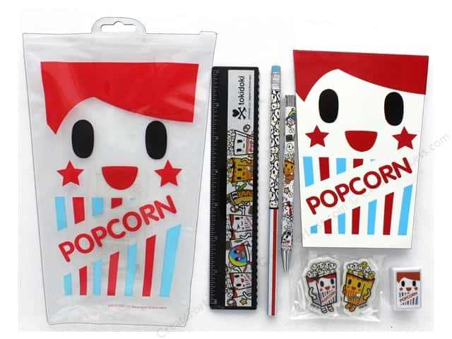Blueprint books tokidoki popcorn lg stationery set createforless blueprint books tokidoki popcorn large stationery set malvernweather Gallery