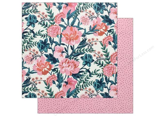 Crate paper mholmes flourish paper 12x12 fragrant 25 pieces crate paper collection maggie holmes flourish paper 12 in x 12 in fragrant 25 pieces mightylinksfo