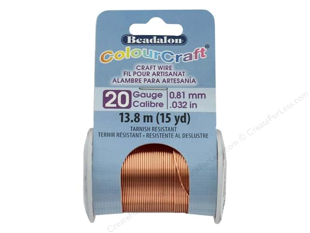 20 ga wire in mm wiring center beadalon colourcraft copper wire 20ga copper 15yd createforless rh createforless com 20 awg wire in mm how big is 20 gauge wire in mm keyboard keysfo Image collections