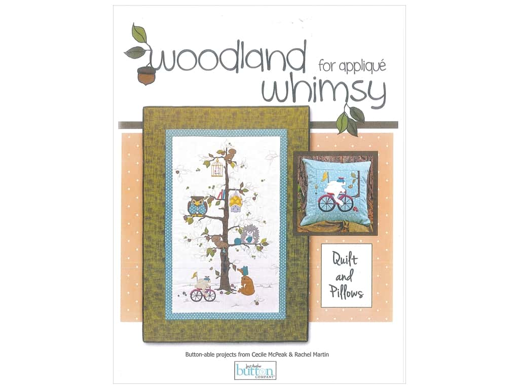 Woodland whimsy book createforless