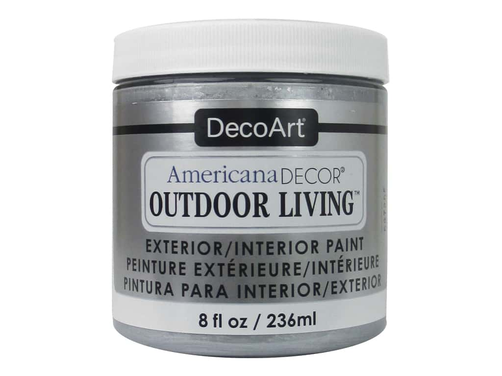 Deco Art Americana Acrylic Metallic Paint