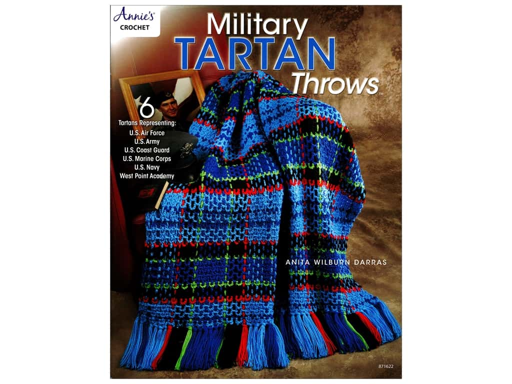 Military Tartan Throws Book