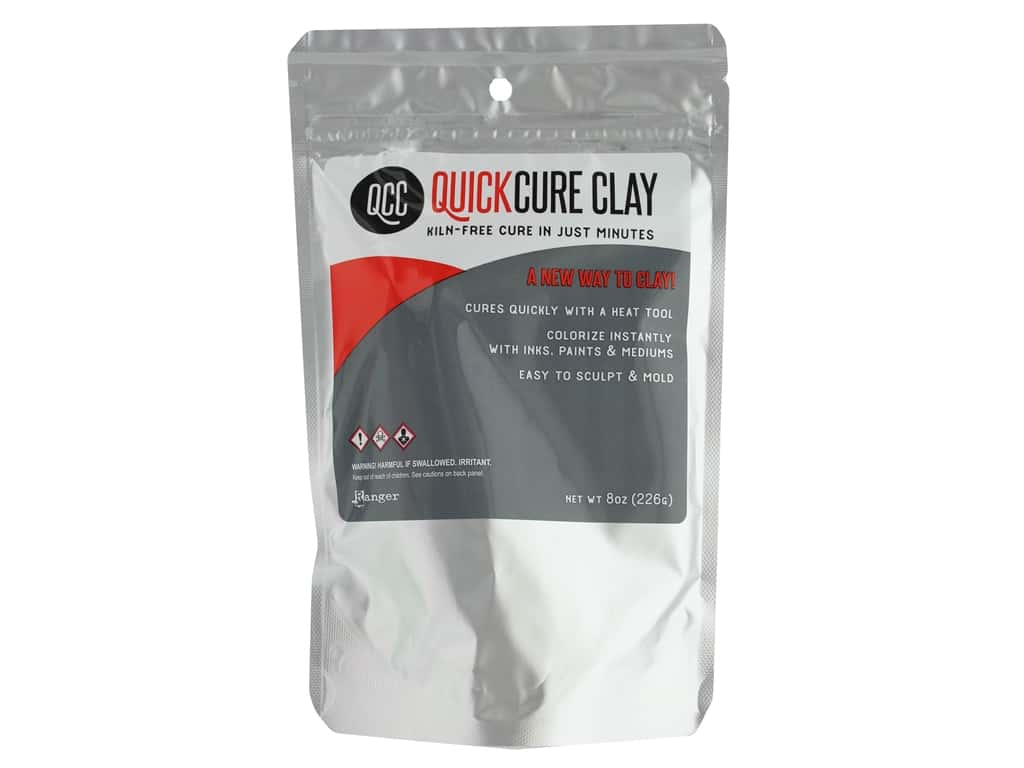 Ranger Quick cure clay No Kiln required! * FREE POSTAGE* 4oz and 8oz packs